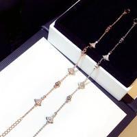 ginkgo stone bracelet