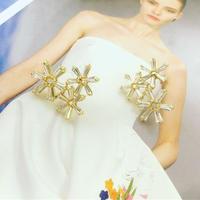bouquet flower pierce
