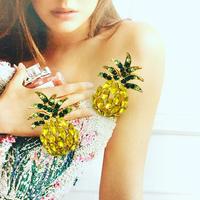 bijou pineapple pierce