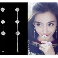 flower  long chain pierce