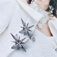 crystal stone pierce