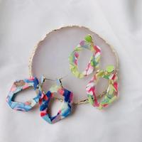 colorful summer pierce