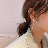 gold star hoop pierce