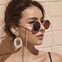 pearl sunglasses chain