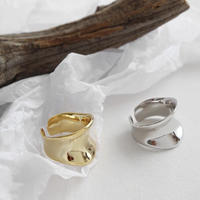 silver925 plumpnes ring