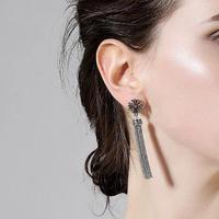 cross  fringe  pierce