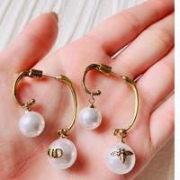 pearl × bee double pierce