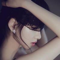 crystal  diamond pierce
