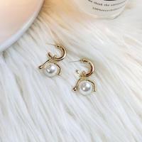 variation gold pearl  pierce