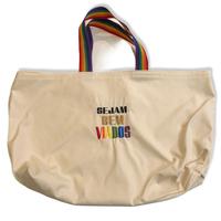 Sejam bem  VIADOS:コットンキャンパス地トートバッグ  LGBTQIA+