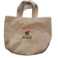 Rio de Janeiro BRASIL:コットンキャンパス地トートバッグ