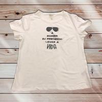 023 A sorrir:レディースTシャツ・L~XLサイズ