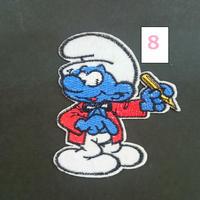 ワッペン スマーフ 8