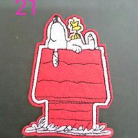 ワッペン スヌsan 21~23