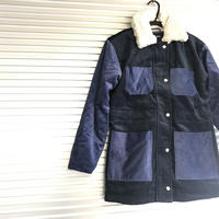 Corduroy Sherpa Jacket  /  UrbanOutfitters