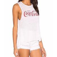 Coca cola Tshirt  /  Chaser