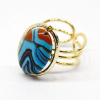 Mable Stone Ring 1