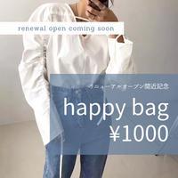 数量限定 happy bag