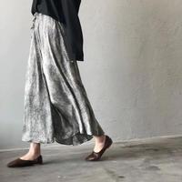 ヴィンテージレオパードスカート