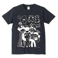 地獄のし天王Tシャツ
