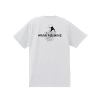AIMAI ME MINE T-SHIRT COLLAB WITH AND CAFE OSAKA