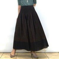 【Doneeyu/ドニーユ】リバーシブルのハイウエストスカート