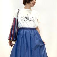 【NOUQUE/ヌーク】PARISロゴTシャツ