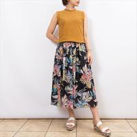 【FIGNO/フィグノ】フラワープリントスカート