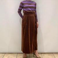 【Brahmin/ブラーミン】コーデュロイハイウエストタイトスカート