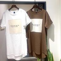 【BEATRICE/ベアトリス】ロングTシャツ