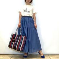 【BEATRICE/ベアトリス】a-jolieアジョリー メッシュトートバッグ