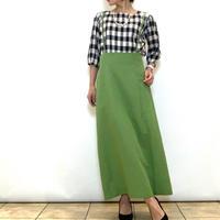 【RESPEC/リスペック】サスペンダースカート