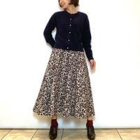 【BEATRICE/ベアトリス】レオパード柄スカート