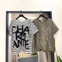 【BEATRICE/ベアトリス】リボンロゴTシャツ