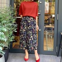 【FIGNO/フィグノ】小花柄スカート