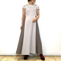 【Mia asterism/ミーアアステリズム】サイドプリーツジャンパースカート