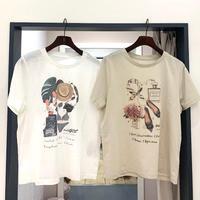 【BEATRICE/ベアトリス】アウトフィットTシャツ
