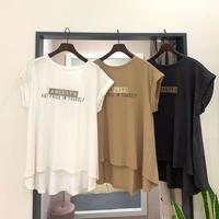 【BEATRICE/ベアトリス】バックフレアーTシャツ