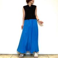 【Srieee/シュリ】キュプラマーメイドスカート