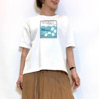 【PASSIONE/パシオーネ】マシュマロワッペンTシャツ