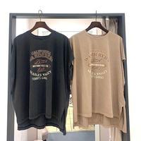 【MICA&DEAL/マイカアンドディール】WANDERERSロゴ ロックTシャツ