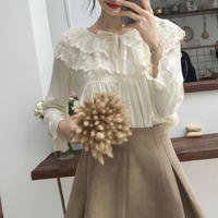 sweet lace blouse