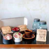 母の日[Flower & Coffee SET]]BoxS/メッセージドリップバック2種8個