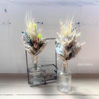 [ミニスワッグ(花束)]カラー2種/ドライフラワー