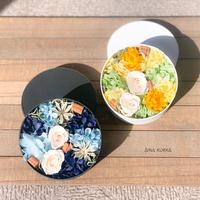 [Flower Box/S]カラー2種/プリザーブドフラワー