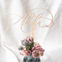 ケーキトッパー  -ALOHA-