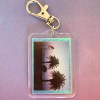 アイネ キーホルダー 椰子の木