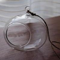 ガラス オーバル 単品