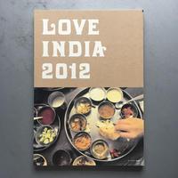 LOVE INDIA 2012/書籍(イートミー出版)