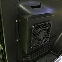車内強制換気用排気システム
